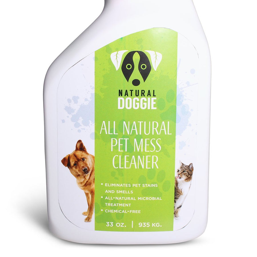 All Natural Pet Mess Cleaner