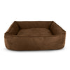 Oasis Plush Pillow Dog Bed