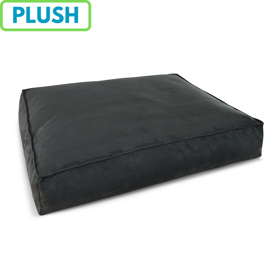 Elation Plush Pillow Dog Bed