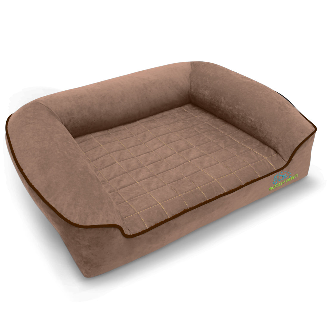 Romeo Orthopedic Bolster Dog Bed cover