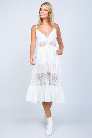 Meet me in Paradise Dress - The Peacefull Closet