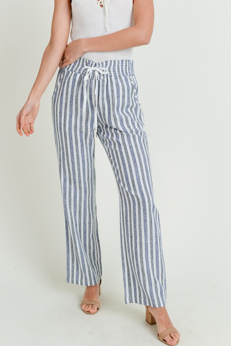 Love me in linen Pants - Emma and Evey