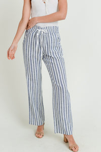 Love me in linen Pants - The Peacefull Closet
