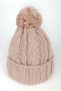 Knit Beanie - The Peacefull Closet