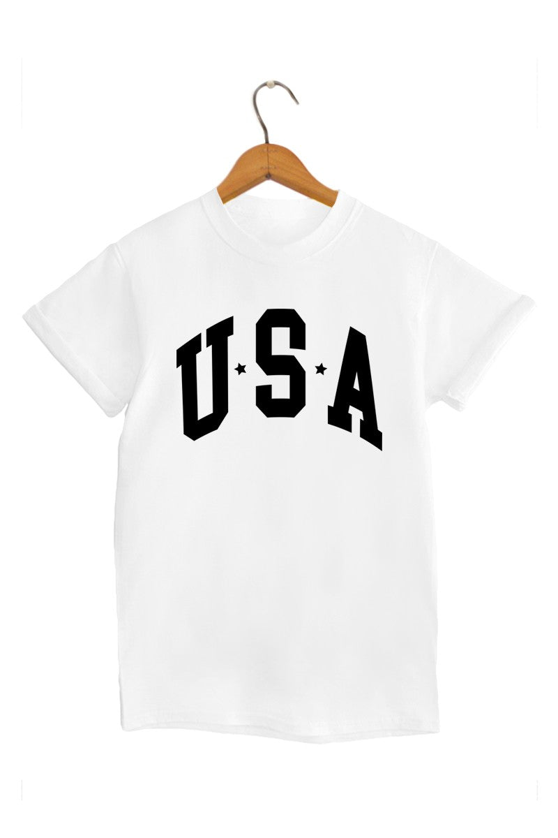USA t-shirt - Emma and Evey