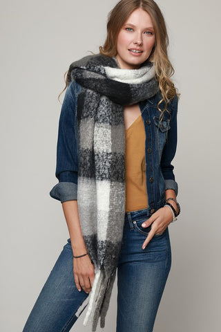 Oversized Scarf - The Peacefull Closet