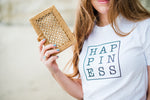 Happiness T-Shirt - Emma and Evey