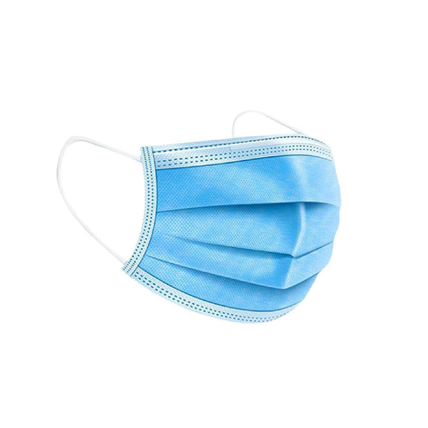 3-ply Disposable Face Mask Packs