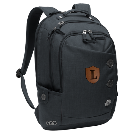OGIO Melrose Pack - Leather Icon Patch