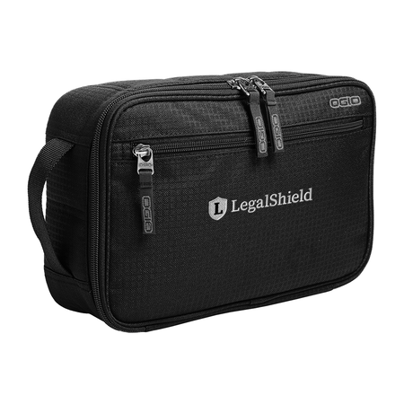 OGIO Shadow Travel Kit - LegalShield Logo