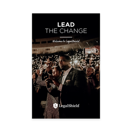 Lead the Change Opportunity Brochure