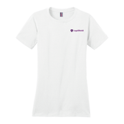 Women's Perfect Weight® Crew Tee - LegalShield logo