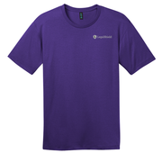 Men's Perfect Weight® Crew Tee - LegalShield logo