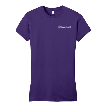 Ladies' LegalShield Anthem T-shirt