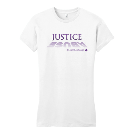 Ladies' LegalShield Anthem T-shirt - Justice