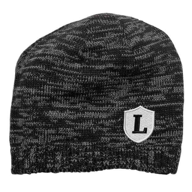 Spaced-Dyed Beanie - LegalShield Icon