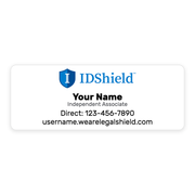 IDShield Labels