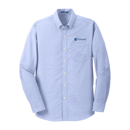 Men's SuperPro™ Oxford Shirt - IDShield