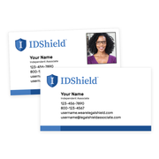 IDShield Canada Standard Business Cards
