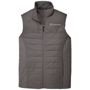 Men's Collective Insulated Vest - LegalShield Logo