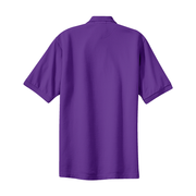 Men's Heavyweight Cotton Pique Polo