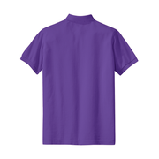 Ladies' Heavyweight Cotton Pique Polo