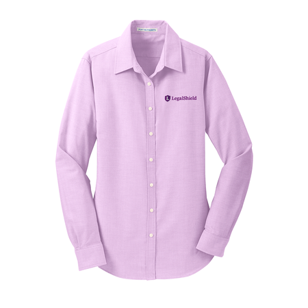 Ladies' SuperPro™ Oxford Shirt