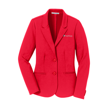 Ladies' Knit Blazer