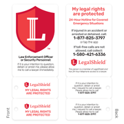 My LegalShield Cards & Key Tags