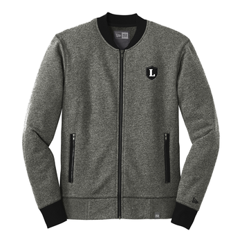 Men's New Era French Terry Full-Zip - LegalShield Icon