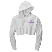 Champion Cropped Hooded Sweatshirt