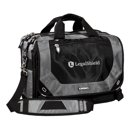 OGIO Corporate City Messenger - LegalShield Logo