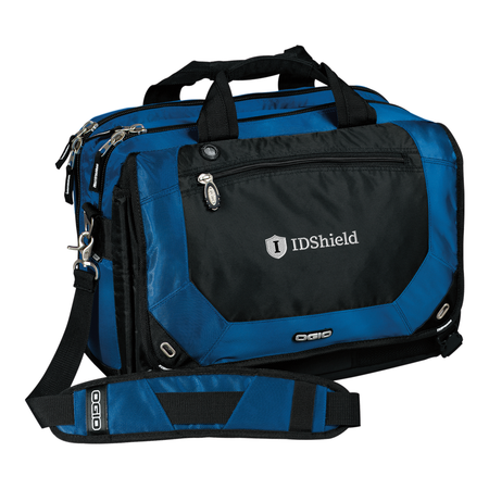 OGIO Corporate City Messenger - IDShield Logo