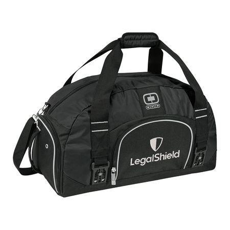 OGIO Big Dome Duffel - LegalShield New Logo