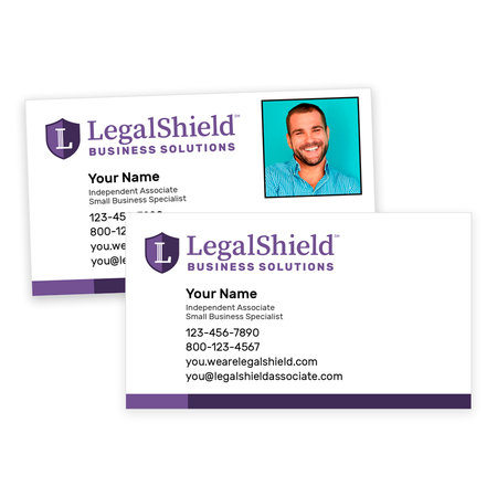 LSBS Standard Business Cards