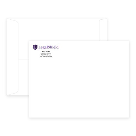 "LegalShield Catalog Envelopes - 9""x12"""