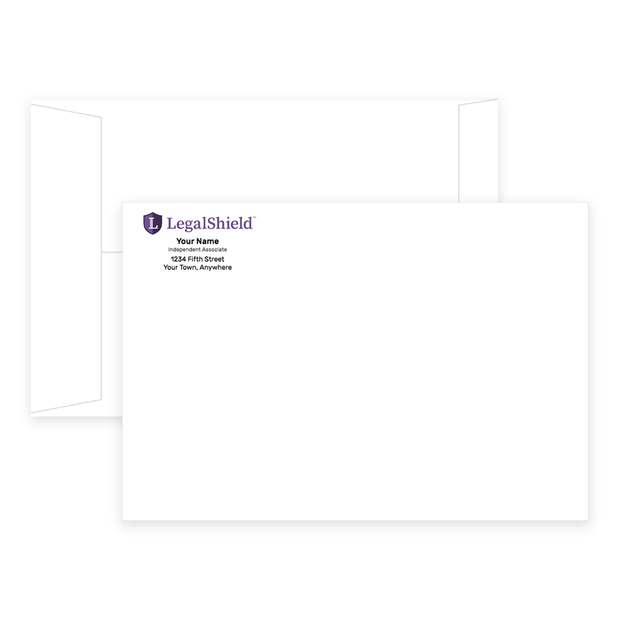 "LegalShield Catalog Envelopes - 6.5""x9.5"""