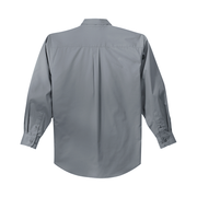 Big Men's Long Sleeve Easy Care Shirt