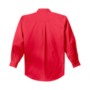 Men's Long Sleeve Easy Care Shirt - LegalShield Logo