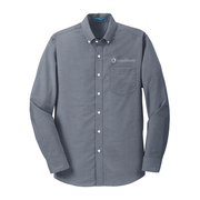 Men's SuperPro™ Oxford Shirt - LegalShield Logo
