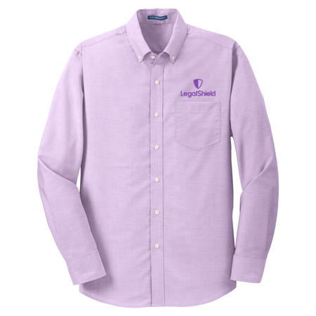 SuperPro Oxford Long Sleeve Shirt