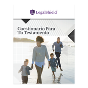 Spanish Will Questionnaire Booklet