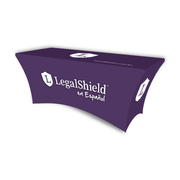 LegalShield en Espanol Stretch Table Cloth