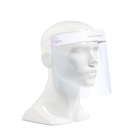 Disposable Plastic Face Shields
