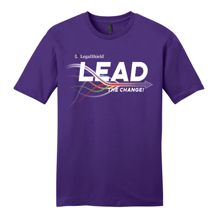 2020 Lead the Change T-shirt