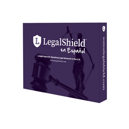 LegalShield en Espanol Pop-Up Display