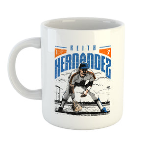 Keith Hernandez Coffee Mug | 500 LEVEL