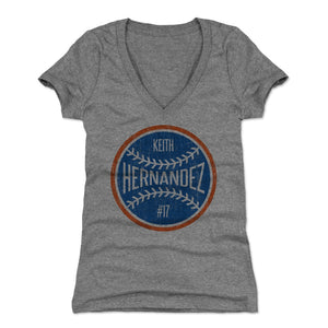 Keith Hernandez Women's V-Neck T-Shirt | 500 LEVEL