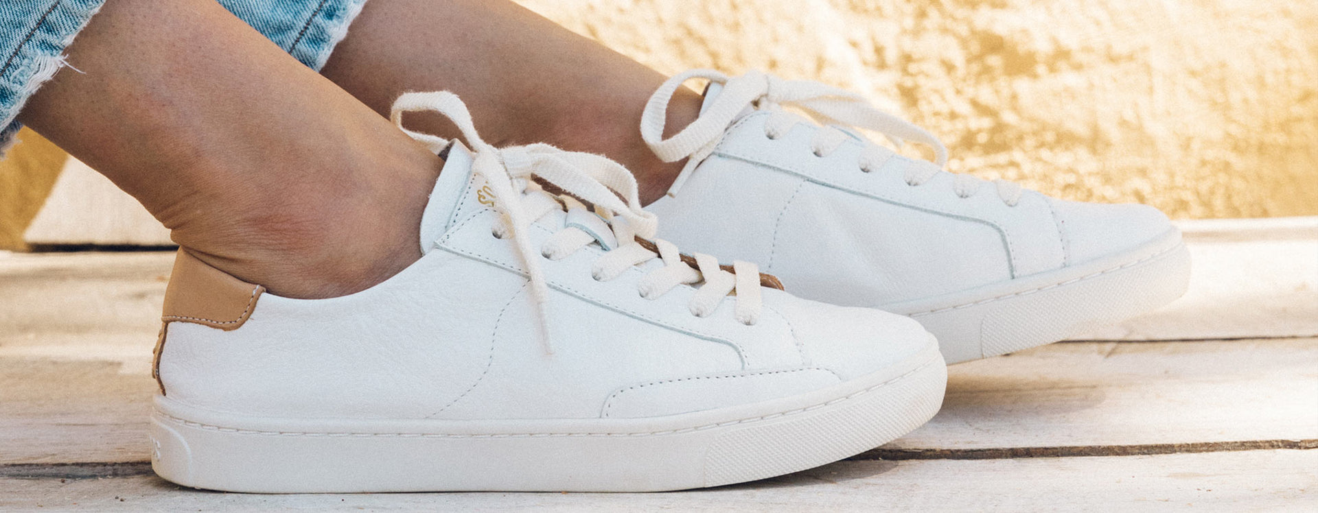 Ibiza Leather Sneaker image