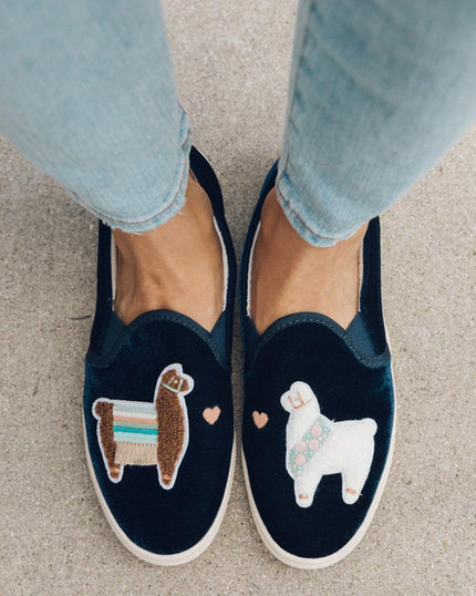 Elephant Beaded Mule image
